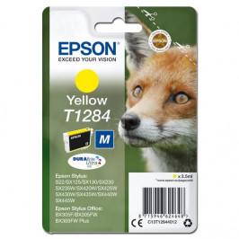 Epson T1284  žlutá (C13T12844012)