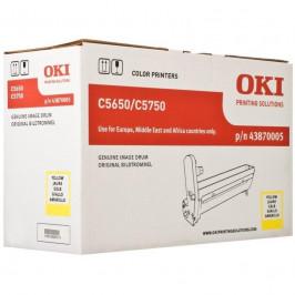 OKI C5650/5750, 20000 stran žlutý (43870005)