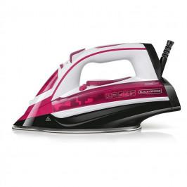 Black+Decker BXIR2602E bílá/růžová