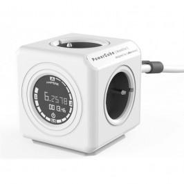 Powercube Extended Monitor 1,5 m šedý/bílý