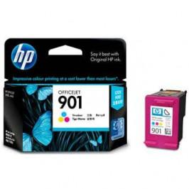 HP OfficeJet J4580, No. 901, 9 ml, 360stran, CMY (CC656AE#UUS)