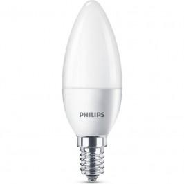 Philips svíčka, 5,5W, E14, teplá bílá (8718699772390)