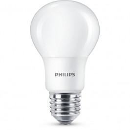 Philips klasik, 5,5W, E27, teplá bílá (8718699769581)
