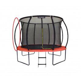Marimex | Rukáv ribbon černý - trampolína Marimex Premium | 19000741