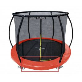 Marimex | Kryt pružin oranžový - trampolína Marimex Premium in-ground 366 cm | 19000763