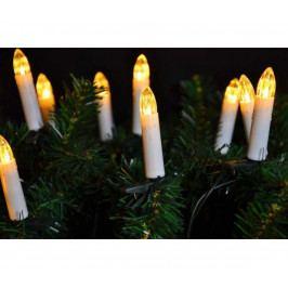 | Řetěz svíčky 20 LED - teplá bílá | 18000418