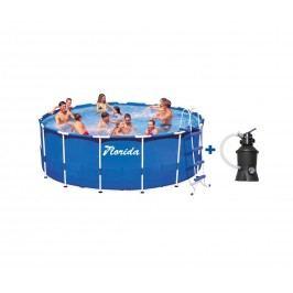 Marimex | Bazén Florida 3,66x0,76 m  s pískovou filtrací ProStar 2 | 10340171
