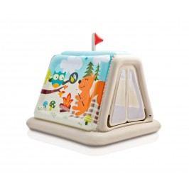 Intex 48634 nafukovací domeček stan pro děti 127x112x116cm