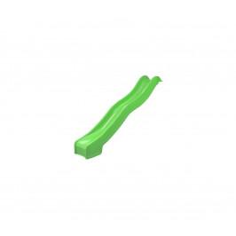Marimex | Skluzavka s přípojkou na vodu zelená 3 m | 11640252