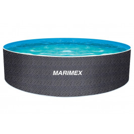 Marimex Orlando Premium DL Ratan 4,60 x 1,22 m bez filtrace 10340264