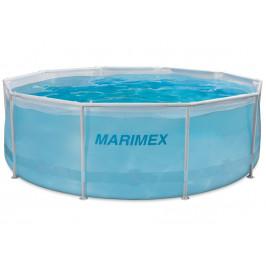Marimex   Bazén Florida 3,05x0,91m bez příslušenství - motiv transparentní   10340267
