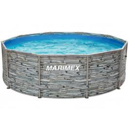 Marimex | Bazén Florida 3,66x1,22 m bez příslušenství - motiv KÁMEN | 10340266