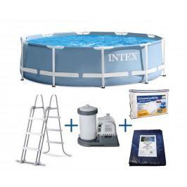 Marimex | Bazén Florida 7,32 x 1,32 m. s kartušovou filtrací | 10340205