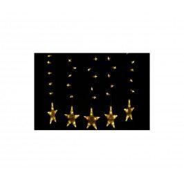 OEM D28705 Vánoční dekorace - Svítící hvězdy - sada, 100 LED diod
