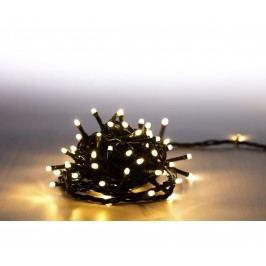Marimex | Řetěz světelný 100 LED - teplá bílá - zelená - mód | 18000061