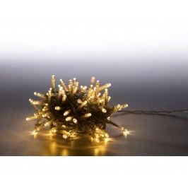 Marimex | Řetěz světelný 100 LED - teplá bílá - transparent - mód | 18000067