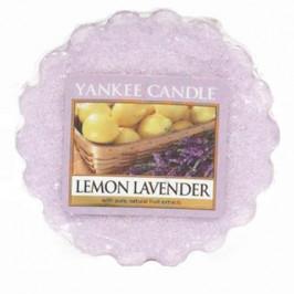 Vosk YANKEE CANDLE 22g Lemon Lavender