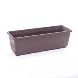 Samozavlažovací truhlík SIESTA LUX 60cm čokoláda