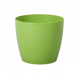 Obal MAGNOLIA plast 21cm zelená