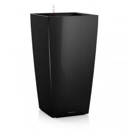 Květináč CUBICO komplet set 40cm černá