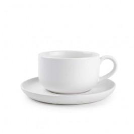 Šálek a podšálek 280ml CAFE keramika S&P