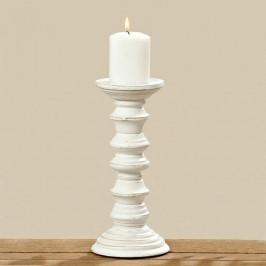 Svícen WIEN na 1 svíčku dřevěný 11cm