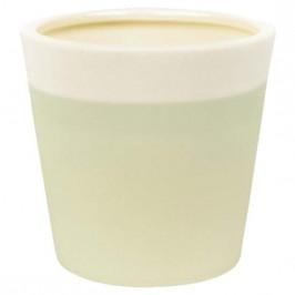 Svícen na votiv YANKEE CANDLE Pastel Hues Green keramika