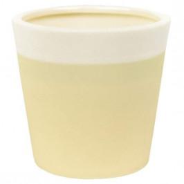 Svícen na votiv YANKEE CANDLE Pastel Hues Yellow keramika