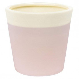 Svícen na votiv YANKEE CANDLE Pastel Hues Lilac keramika