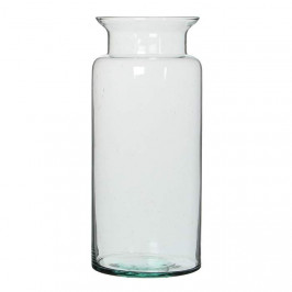Váza skleněná MATHEW 30cm čirá