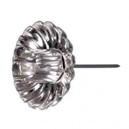 Svícen/držák zápich 1 svíčka kov