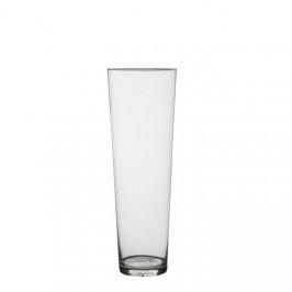 Váza CASSY 15cm kónická skleněná