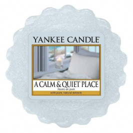 Vosk YANKEE CANDLE 22g A Calm & Quiet Place