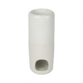 Aromalampa Tower keramika bílá 23cm