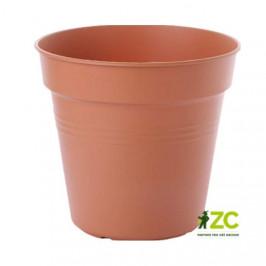 Květináč Green Basics mild terra ELHO terakota 35cm