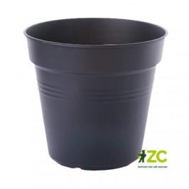Květináč Green Basics living black ELHO 35cm