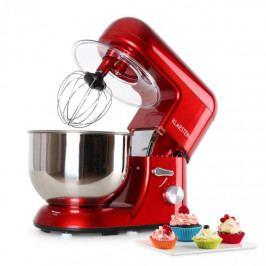 Klarstein Bella Rossa, červený kuchyňský robot, 1200 W, 1,6 PS, 5 l