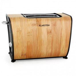 Klarstein TK21-Bamboo-Garden-T, topinkovač, 870 W