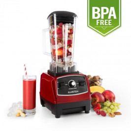 Klarstein Herakles-2G-R, 1200 W, 2 litry, stolní mixér, smoothie, bez BPA, stolní mixér