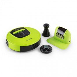 Klarstein Cleanhero, robotický vysavač, automatický, dálkové ovládání, zelený