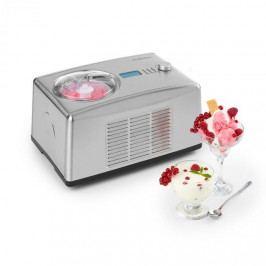 Klarstein Yo & Yummy, výrobník zmrzliny a jogurtovač, 2 v 1, 150 W, 1,2 l, nerezová ocel