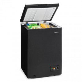 Klarstein Iceblokk 100, mrazicí box, mrazák, 100 l, 75 W, A +, černá