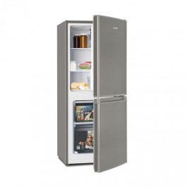 Klarstein Big Daddy Cool 100, chladnička s mrazničkou, 106 litrů, A +, vzhled ušlechtilé ocele