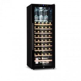 Klarstein Barossa 54S, vinotéka, 148 l, 54 lahví, skleněné dveře, dotyková