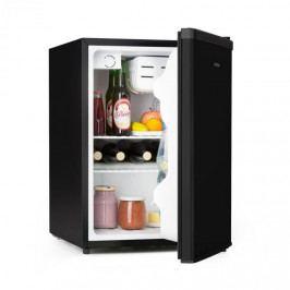 Klarstein Cool Kid, mini chladnička se 4 l mrazícím boxem, 66 l, 42 dB, A+, černá