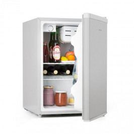 Klarstein Cool Kid, mini chladnička se 4 l mrazícím boxem, 66 l, 42 dB, A+, ušlechtilá ocel