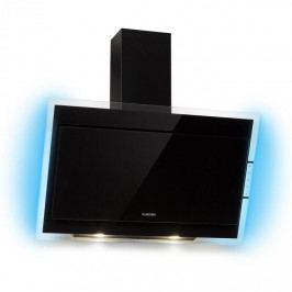 Klarstein Mirage 90, odsavač par, 550 m³/h, dotykový panel, RGB světlo, černý