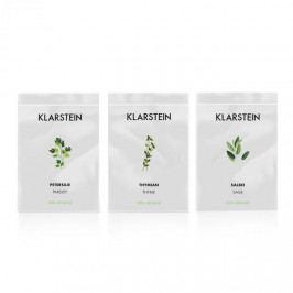 Klarstein GrowIt Seeds Europe, 3 balíčky semen: tymián, šalvěj, petržel