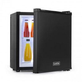 Klarstein Secret Cool, mini lednička, mini bar, 13 l, energetická třída A+, 0d, černá