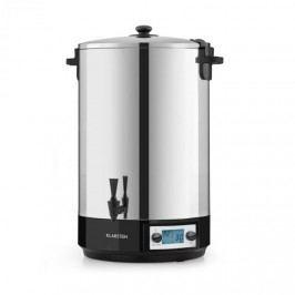 Klarstein KonfiStar 50, digital, zavařovací automat, zásobník na nápoje, 50 l, 100 °C, 180 min